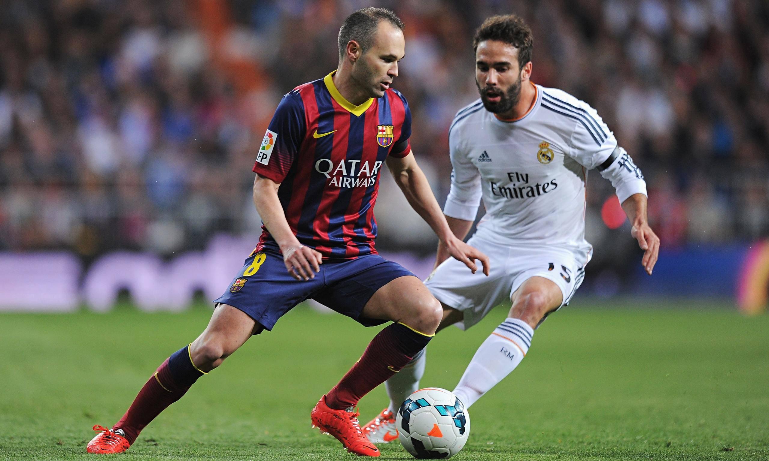 Barcelona-v-Real-Madrid-014