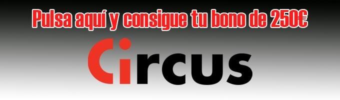 bono circus 250 euros