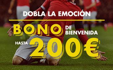 bono sportium 200 euros