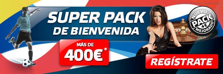 bono suertia superpack