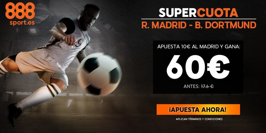 supercuotas-real-madrid-borussia-dortmund