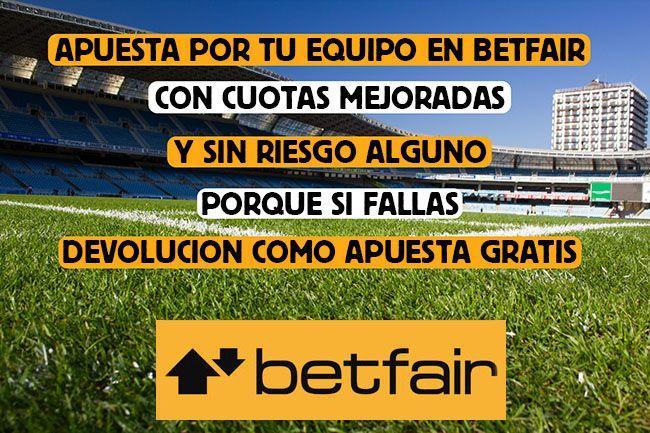 promociones de betfair