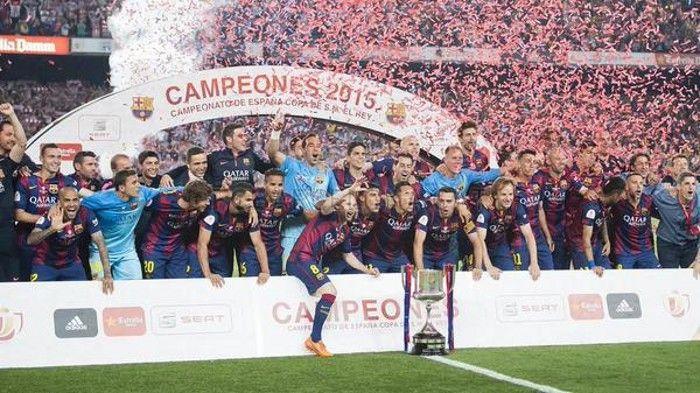 barcelona campeon de copa