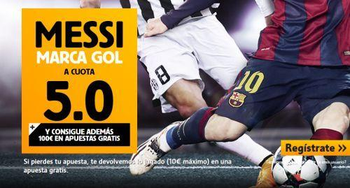 betfair messi marca en la final cuota 5