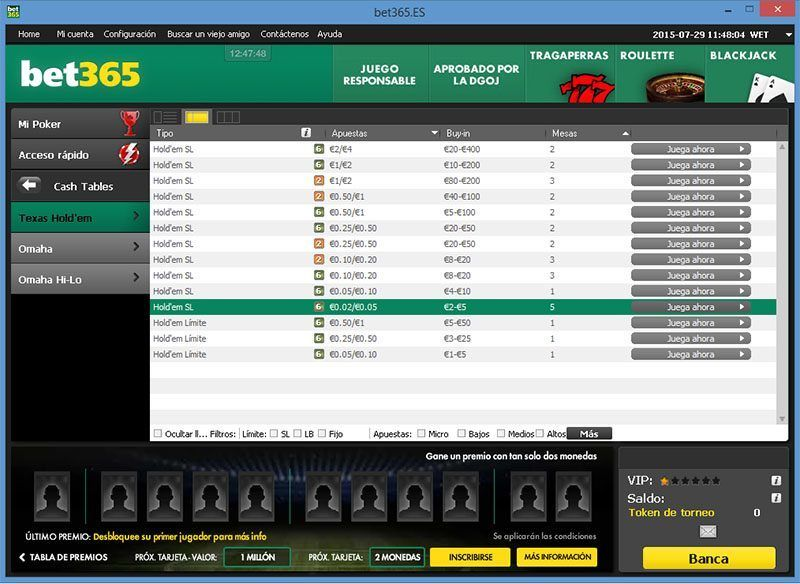 opinion bet365 poker