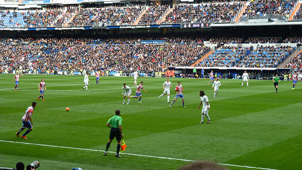 real madrid sporting