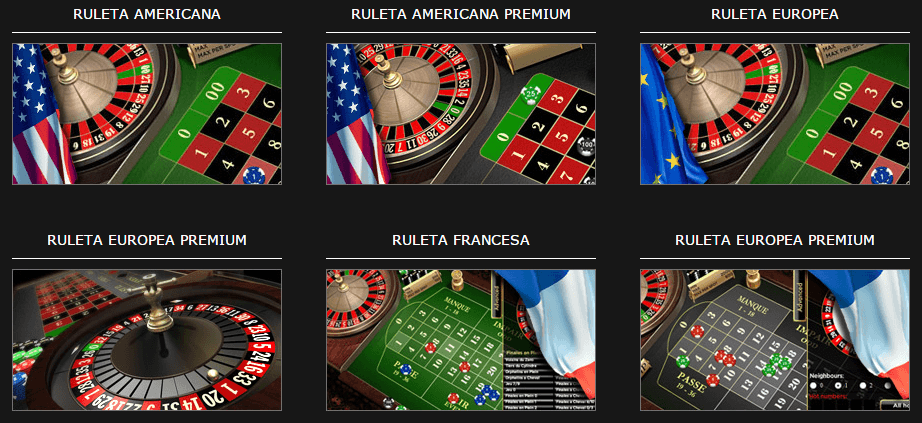 888 casino ruletas