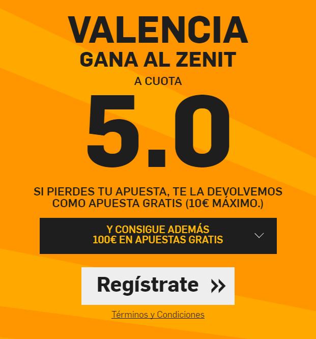 betfair valencia ZSK1C8