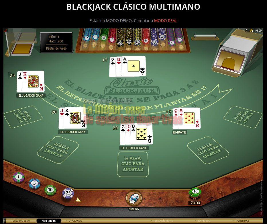 luckia blackjack