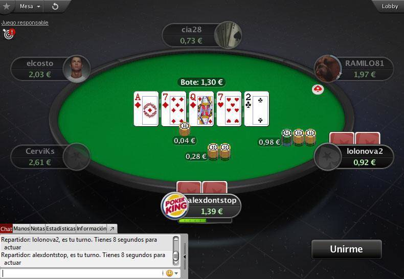 pokerstars 2