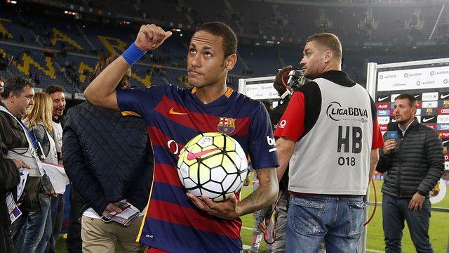 neymar barcelona rayo