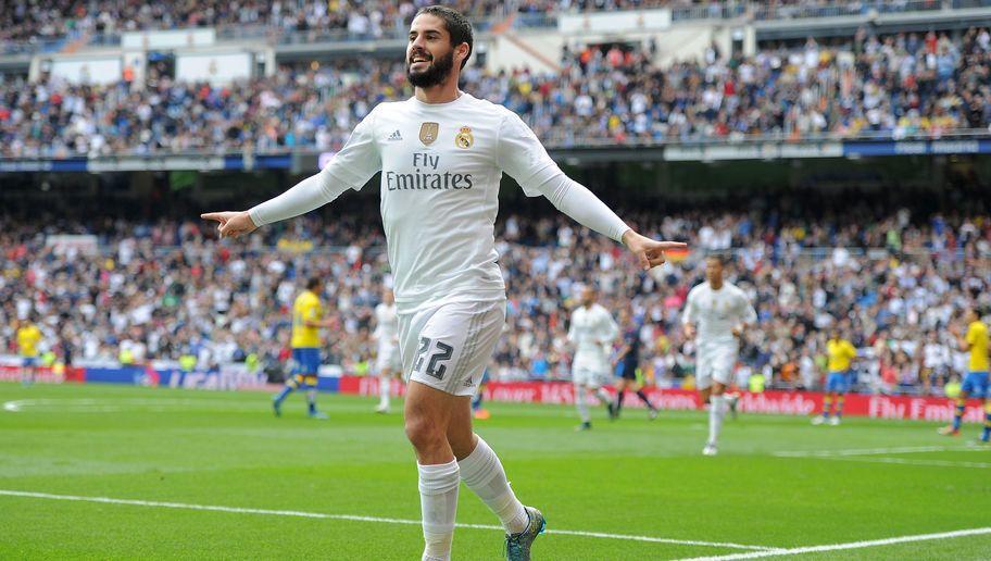 Isco Real Madrid Las palmas apuestas