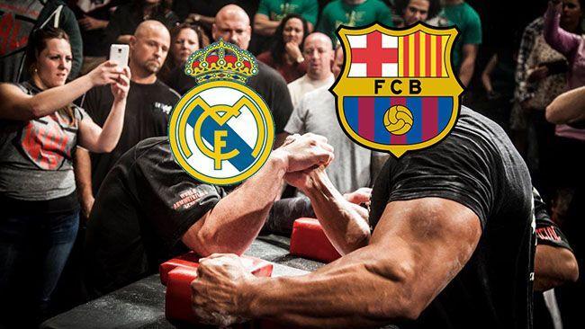 pulso real madrid barcelona 2015