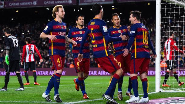 barcelona athletic liga 2016
