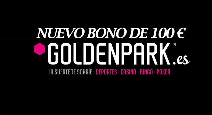 bono 100€ goldenpark 2