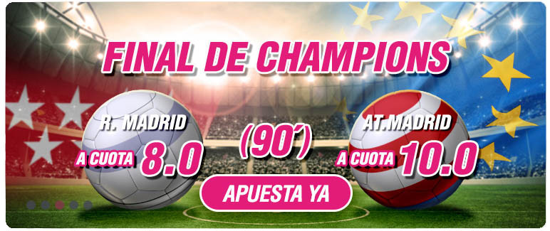 supercuota wanabet final champions