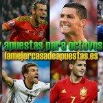 apuestas eurocopa octavos de final