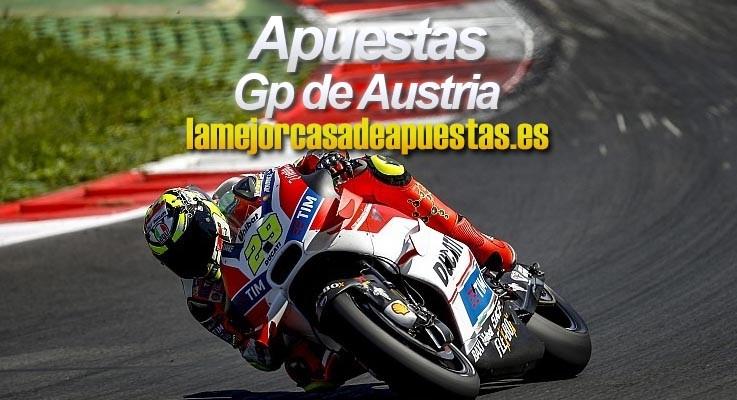apuestas gp austria motogp 2016