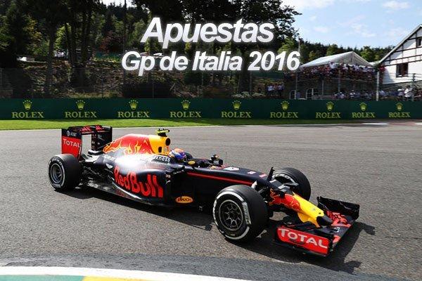 apuestas gp de italia f1 2016