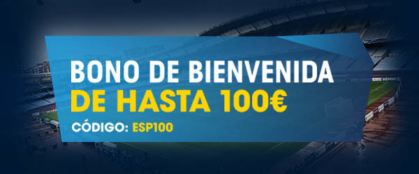 bono-william-hill-100-euros