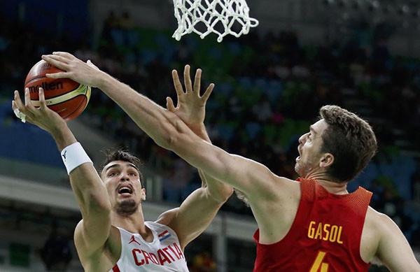 españa pierde con croacia juegos olimpicos