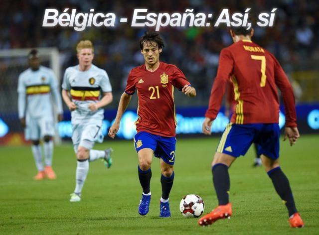 Belgica España apuestas