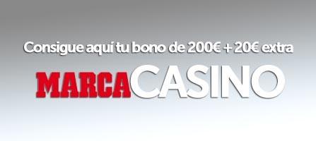 bonos casino marca