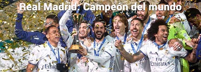apuestas real madrid campeon del mundo