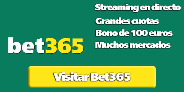 casas de apuestas con streaming bet365