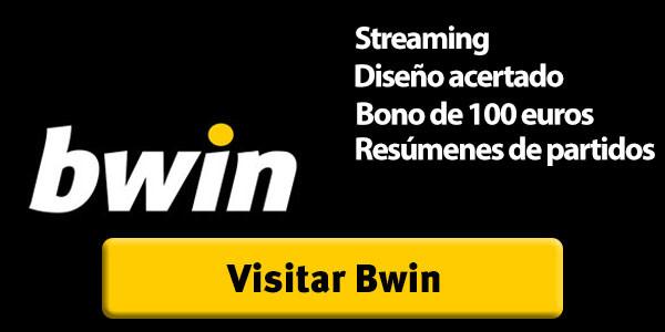casas de apuestas con streaming bwin