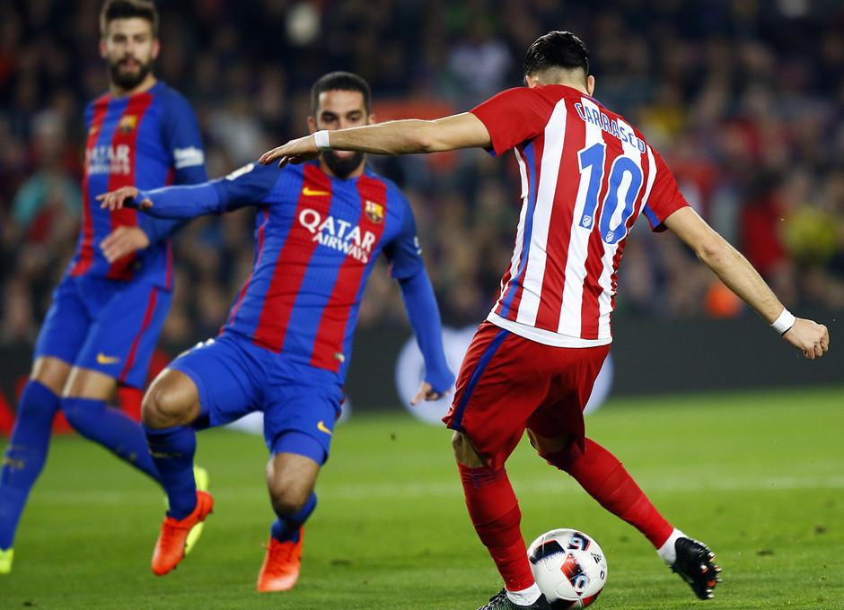 barcelona primer finalista copa