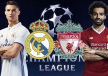 Apuestas para la final de la Champions: Real Madrid Liverpool