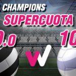 wanabet supercuotas final champions
