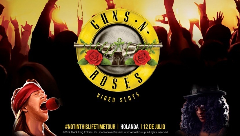 PAF sortea entradas concierto Guns and Roses