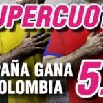 supercuota españa colombia wanabet 2