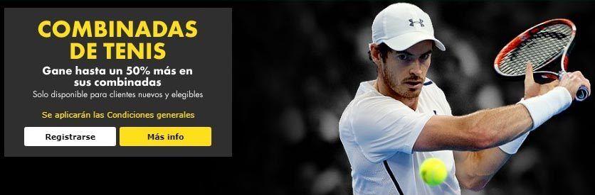 combinadas tenis bet365