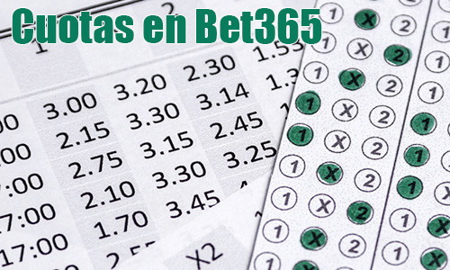 bet365 cuotas