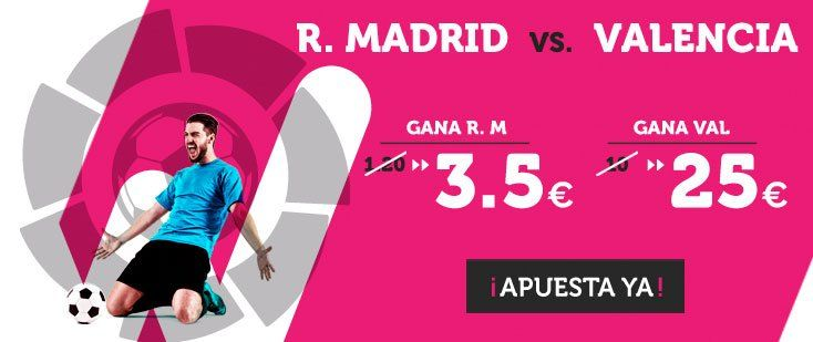 supercuota wanabet real madrid valencia