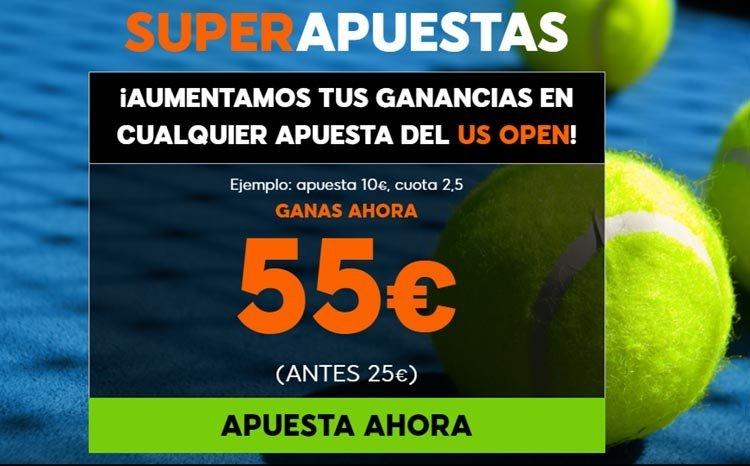 promociones 888 sport us open