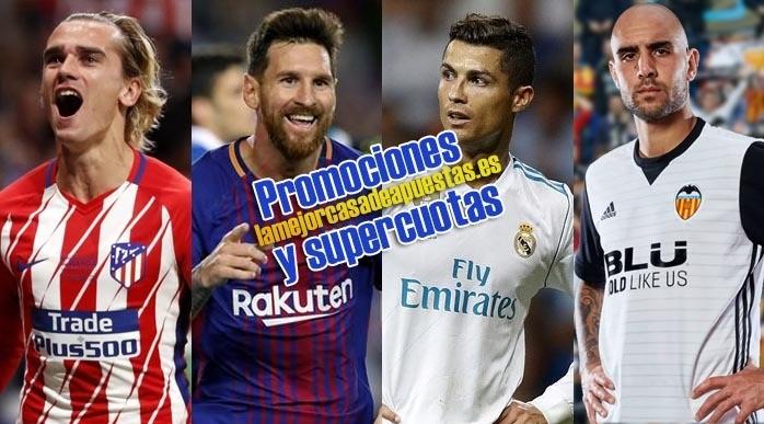 promociones y supercuotas futbol