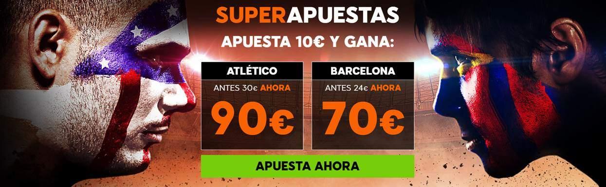 supercuota 888 sport atletico barcelona