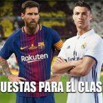 apuestas clasico real madrid barcelona