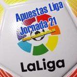 apuestas liga futbol jornada 21