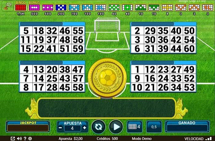 bingo betsson casino