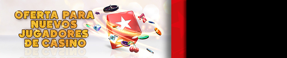 bono pokerstars casino