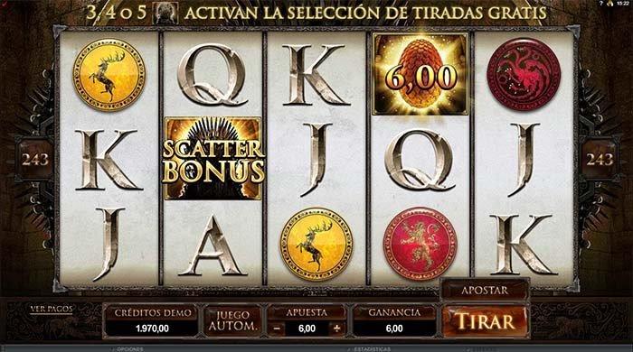casino gran madrid slots tragaperras