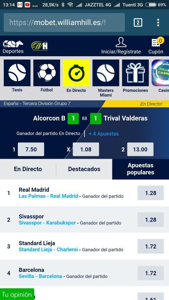 app william hill