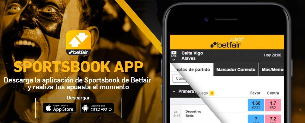 descargar betfair app