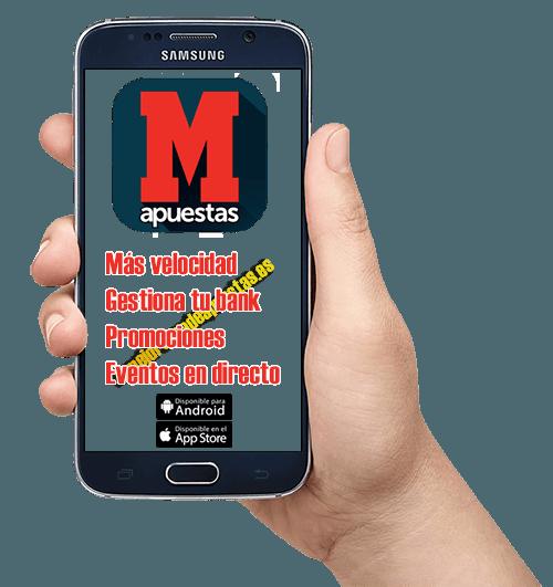descargar app marcaapuestas ventajas
