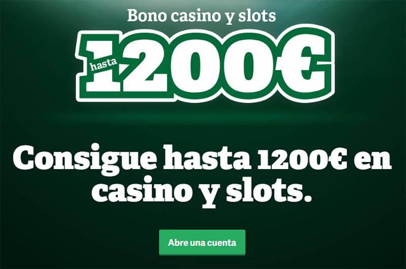 bono paf casino 1200